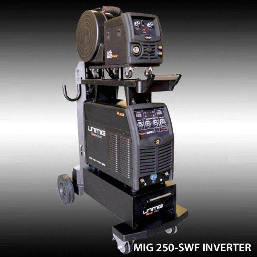 Unimig Mig 250-swf Inverter