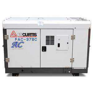 Diesel Rotary Screw Air Compressors