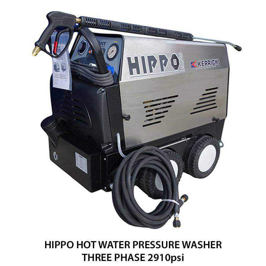 Industrial Hot Water Washers Ease