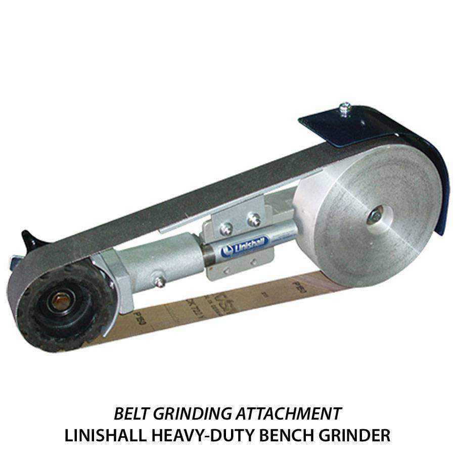 Belt Grinding Attachments Ease
